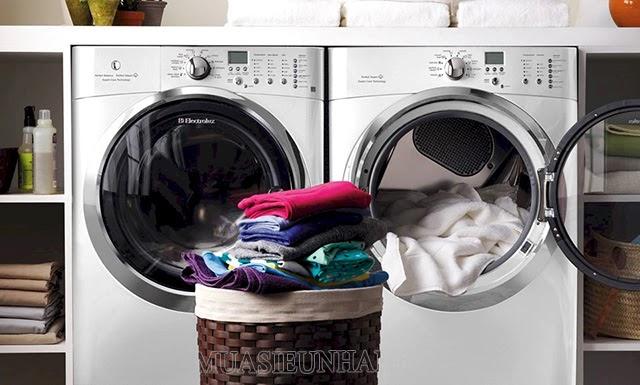 có nên mua máy giặt sấy chung hay riêng