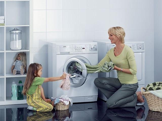 có nên mua máy giặt sấy nội địa nhật