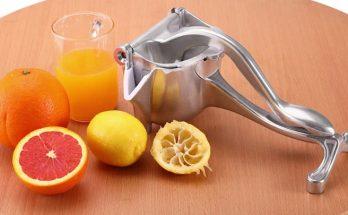 máy ép trái cây dạng đòn bẩy