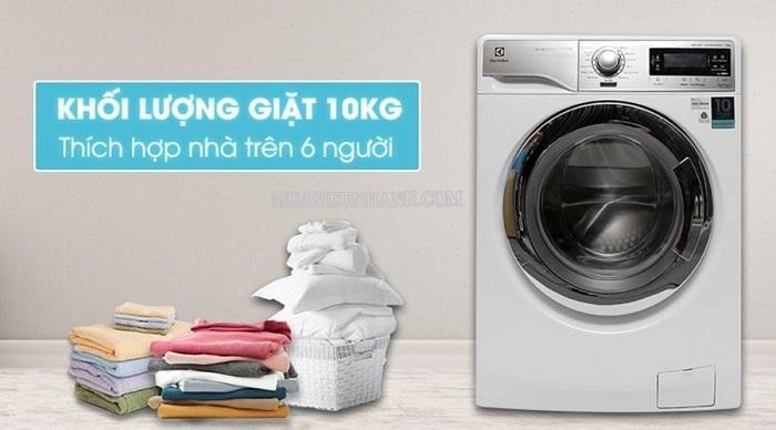 máy giặt 10kg loại nào tốt