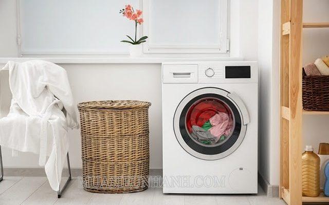 máy giặt cửa trước loại nào tốt