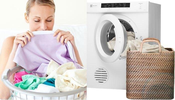 máy sấy quần áo của Nhật có tốt không