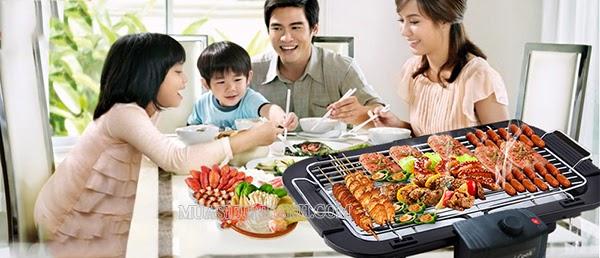 Bếp nướng điện Hàn Quốc Hami Cook