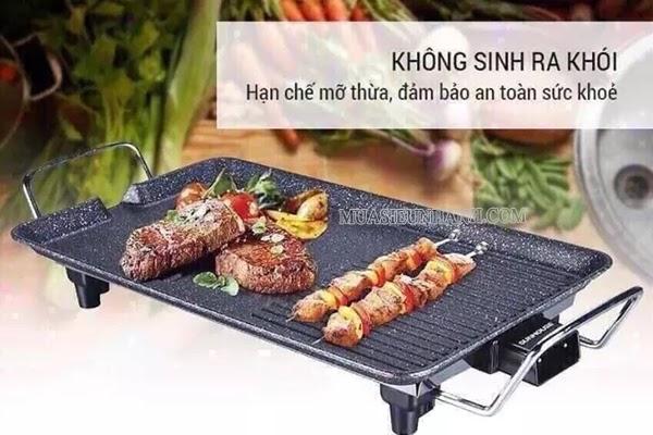 Bếp nướng Sunhouse của Việt Nam