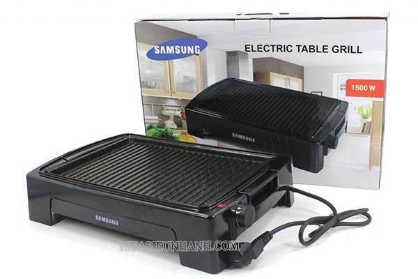 Bếp nướng điện Samsung DH-611A