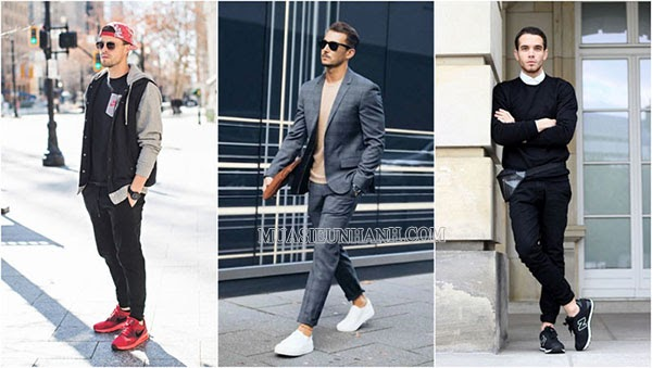 các loại giày sneaker nam
