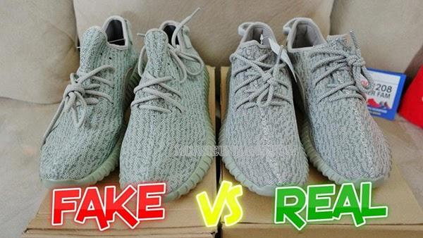 Giày Fake và giày Auth giống nhau như thật