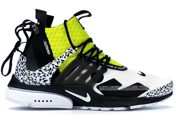 Đôi Mid Top Nike Air Presto