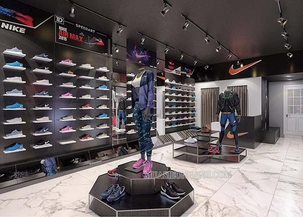 Store chính hãng của Nike