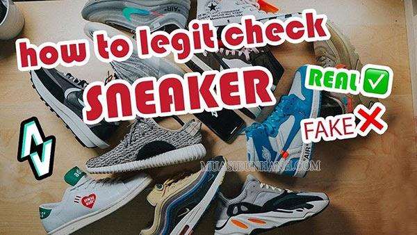 lg trong sneaker là gì