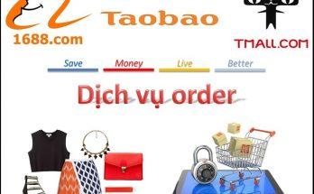 mua hàng order trên website TMĐT