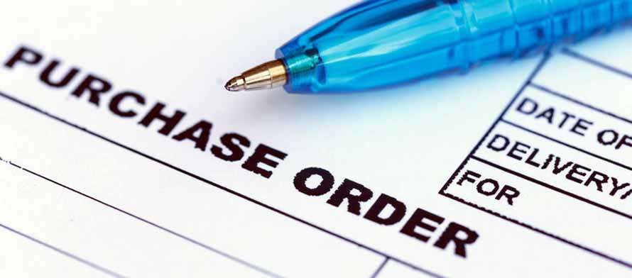 purchase order là gì
