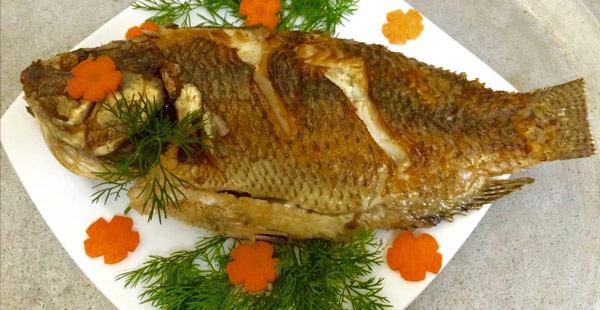 ưu điểm khi rán cá bằng nồi chiên không dầu