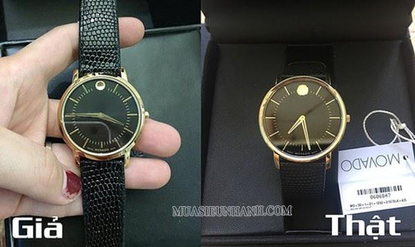 Có nên mua đồng hồ Movado Fake 1 không?