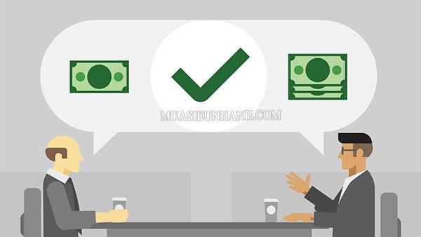 Deal lương giúp ứng viên nhận được mức thu nhập xứng đáng