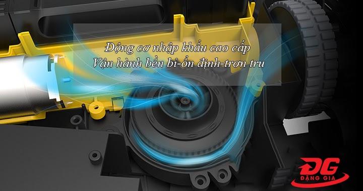 Động cơ máy được nhập khẩu cao cấp