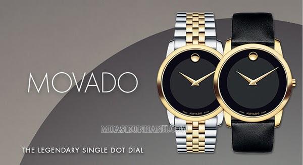 Đồng hồ Movado giá bao nhiêu?