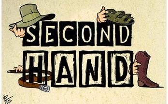 second hand là gì