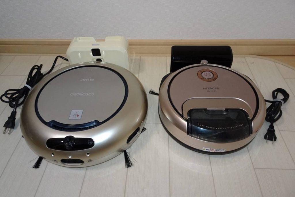 Sharp Cocorobo RX-V200 có khả năng tự động hút sạch bụi bẩn trên sàn