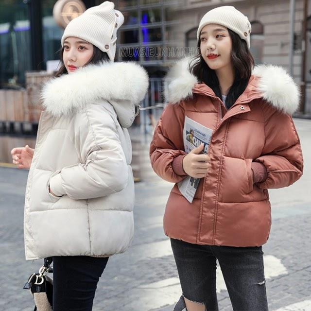 Áo khoác phao được nhiều người ưa chuộng bởi khả năng giữ ấm cực tốt