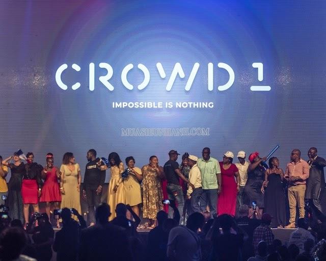 crowd1 là gì