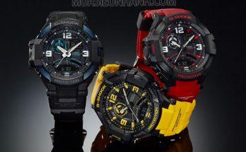 đồng hồ g shock fake