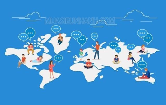 lợi ích của mạng xã hội