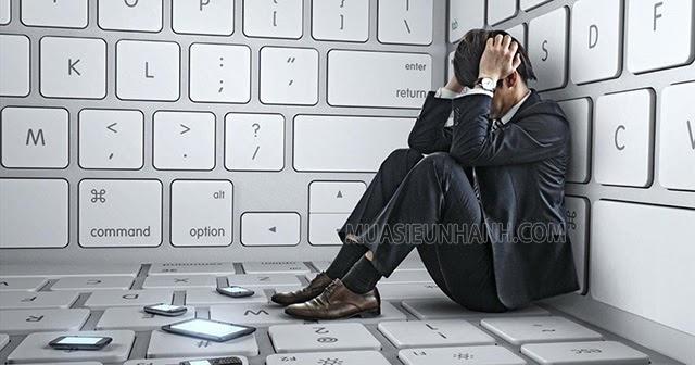 tác hại của mạng xã hội