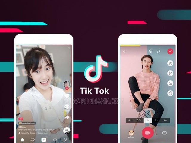 Tik Tok là mạng xã hội được giới trẻ rất yêu thích hiện nay