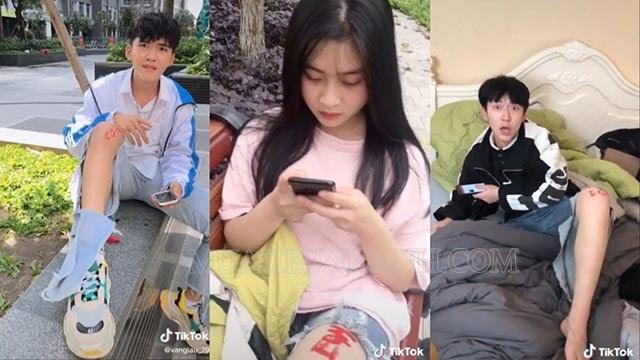 """Nhiều bạn trẻ Trung Quốc sáng tạo thành """"trào lưu xé quần"""" trên nền nhạc EGM (EDM)"""