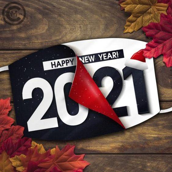 Những hình ảnh chúc Tết, chúc mừng năm mới thường có tông màu đỏ và vàng. Ngụ ý thể hiện sự may mắn, sung túc cũng như mạnh khỏe.