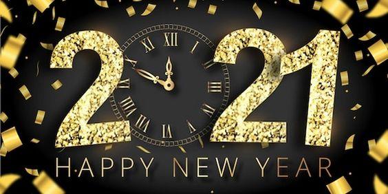Hãy cùng nhau đếm ngược và cùng nói câu Happy New Year 2021 nhé!