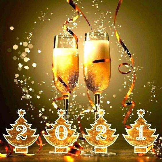 Chúc bạn luôn bình an, vui vẻ và luôn hạnh phúc trong năm mới!