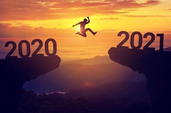 Gác lại năm 2020 đầy biến động và chào đón năm mới 2021 thôi nào!