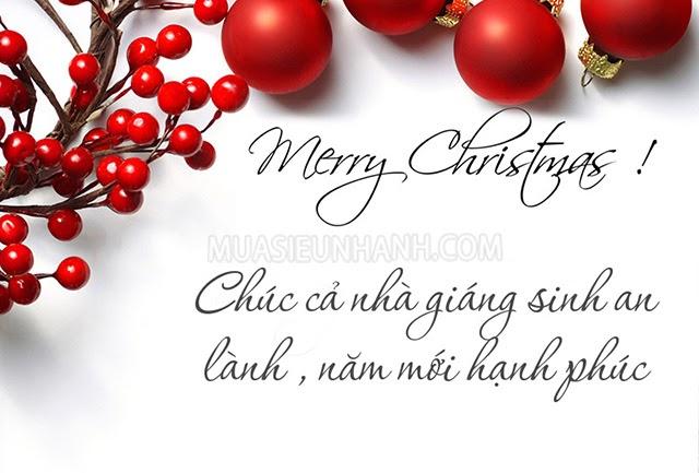 Bạn cũng đừng quên gửi lời chúc Giáng sinh đến khách hàng của mình nhé