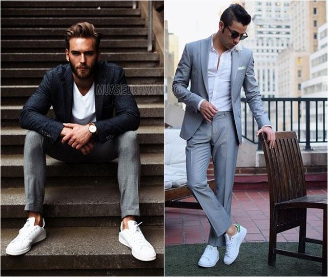 giày trắng kết hợp với quần áo màu gì