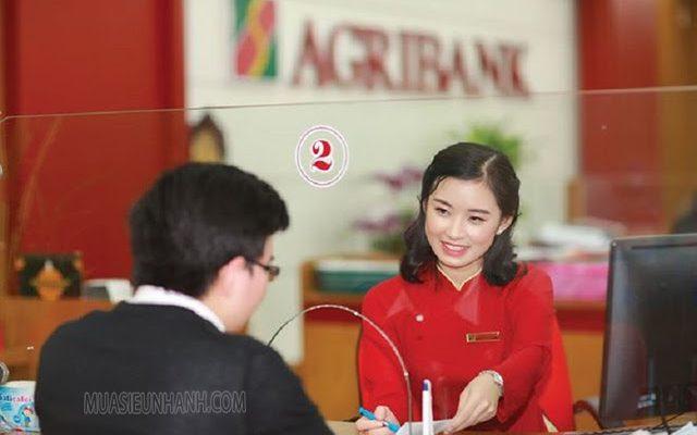 Ngân hàng Agribank không làm việc vào thứ bảy