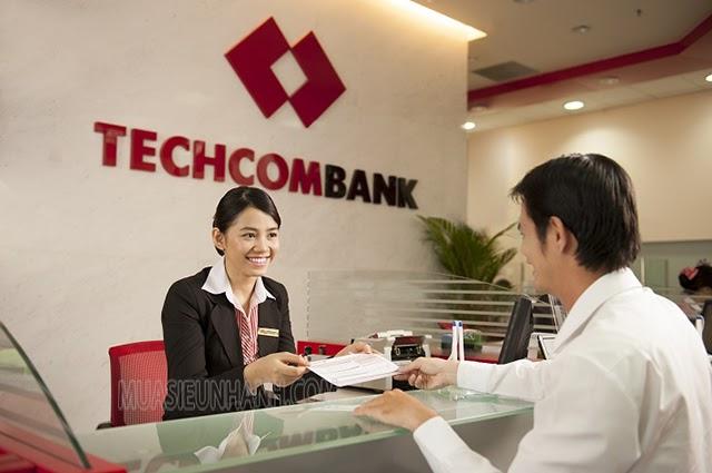 giờ làm việc của ngân hàng techcombank