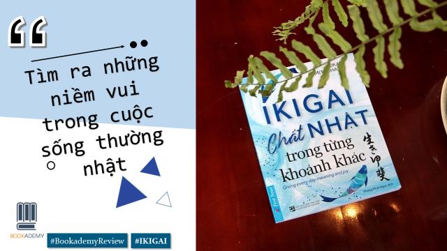 sách ikigai