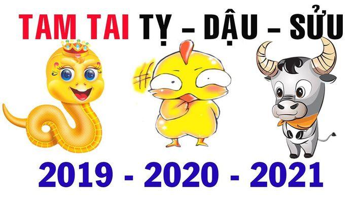 tuổi tam tai năm 2021