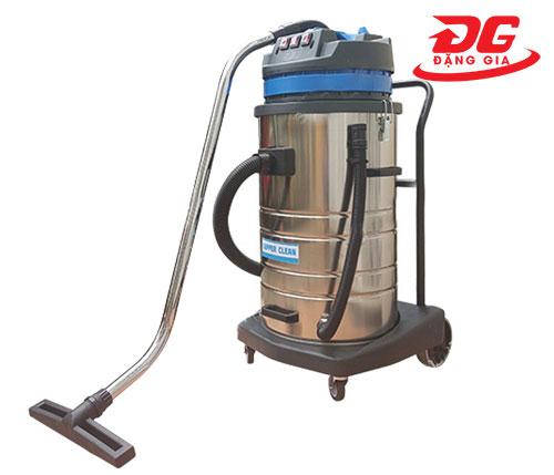 máy hút bụi xưởng gỗ supper clean SC90