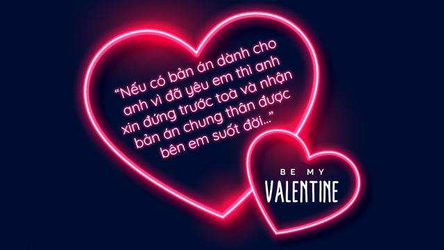 lời chúc valentine cho chồng
