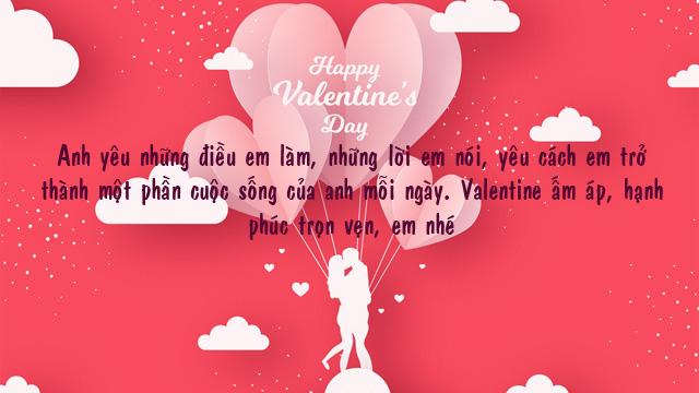 ảnh chúc valentine
