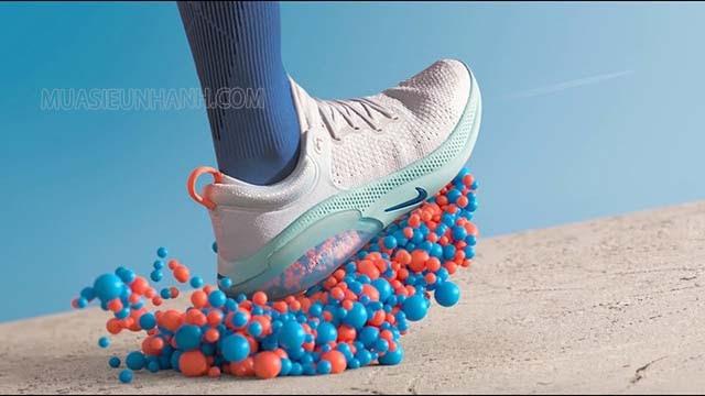 Dấu swoosh chính là đặc trưng, giúp Nike tạo nên dấu ấn