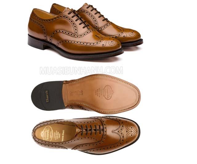 Những đôi đôi giày thủ công thượng thừa của Church's