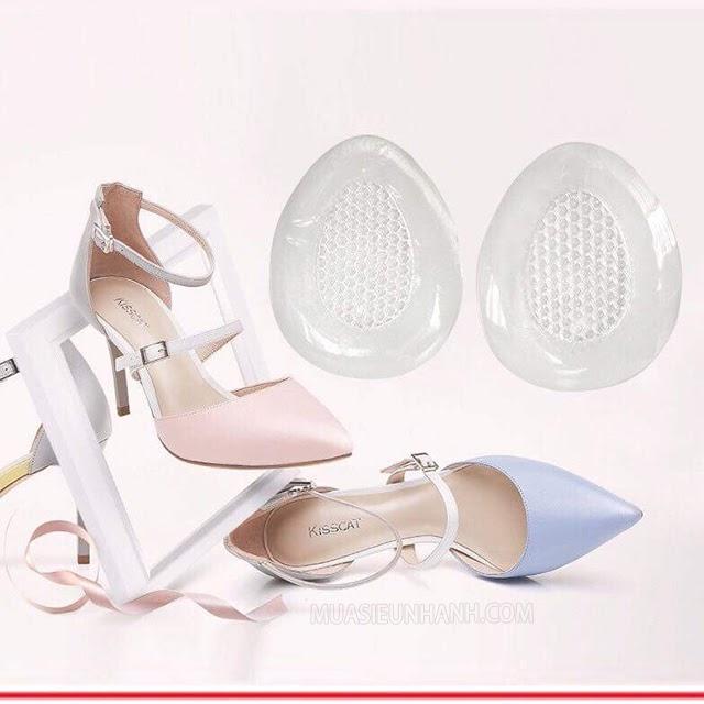Miếng lót mũi giày bằng silicon