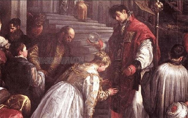 ngày lễ tình nhân 14 tháng 2 chính là để tưởng niệm cái chết của vị linh mục Valentine