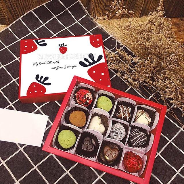 valentine tặng gì