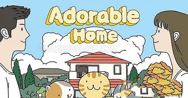 adorable home game nuôi mèo