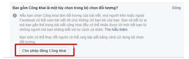 cách bật follow trên facebook